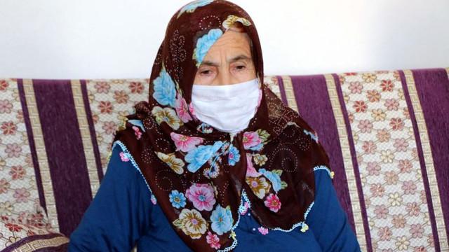 Beyaz anne 104 yaşında koronavirüsü yendi, ''evden hiç çıkmadım'' dedi!