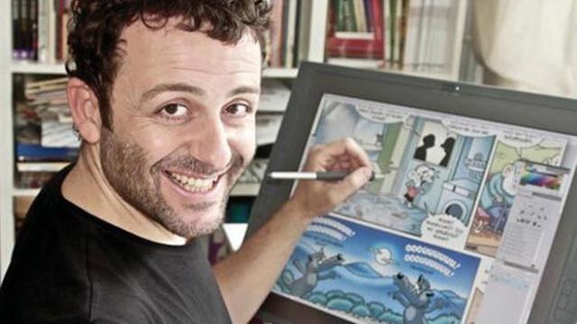 Erdil Yaşaroğlu, karikatürlerini paylaşanları uyardı