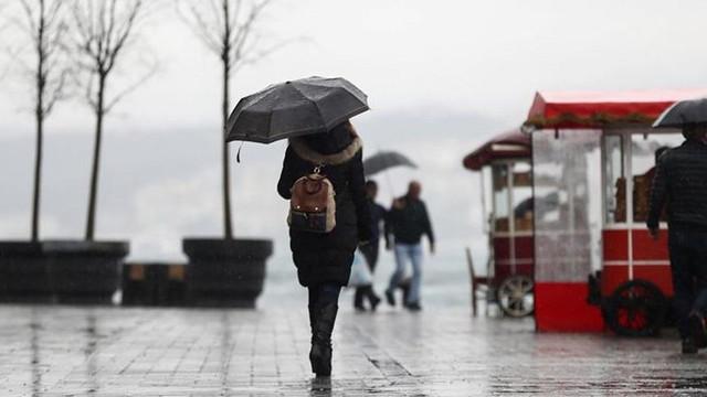 Meteoroloji uyardı; sağanak yağış fena geliyor!