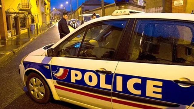 Paris'ta çatışma!