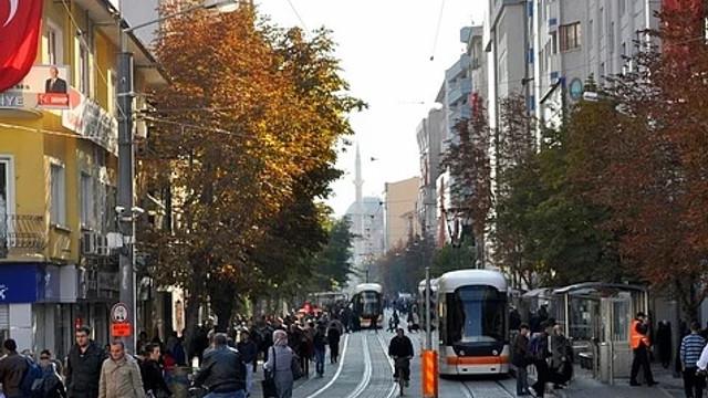 Türkiye'de öğrencilerin başkentinde büyük sessizlik