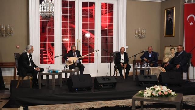 Ankara Büyükşehir'den Neşet Ertaş'a vefa konseri