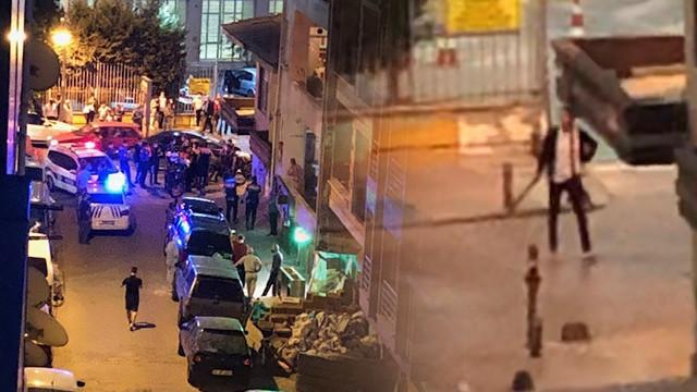 İstanbul'da uyuşturucu isyanı! Pompalı tüfekle ateş açtı