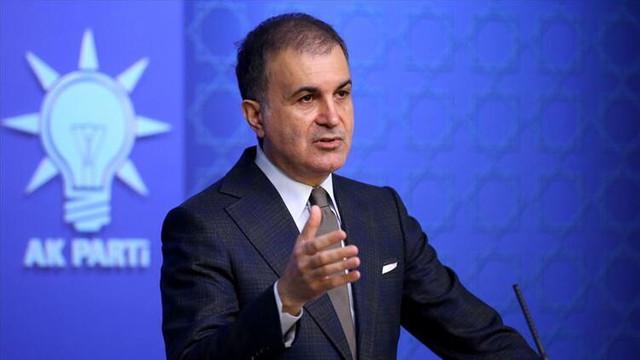 AK Parti Sözcüsü Çelik: Ermenistan'ın yalanlarını CHP'den duyuyoruz