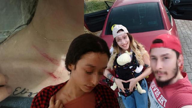 Eşini dövdü, 7 aylık bebeğini 12'inci kattan sarkıttı