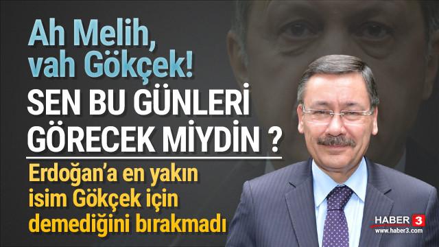 Erdoğan'ın kuzeninden Gökçek'e olay olacak tepki