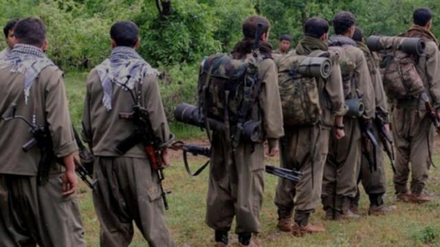 Ermenistan'dan kirli ittifak! 300 PKK'lı terörist cepheye taşındı