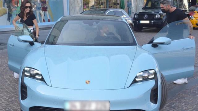 Caner Erkin'in yeni arabasının fiyatı dudak uçuklattı