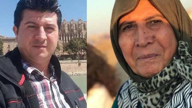 Anne ve oğlu peş peşe koronavirüsten öldü