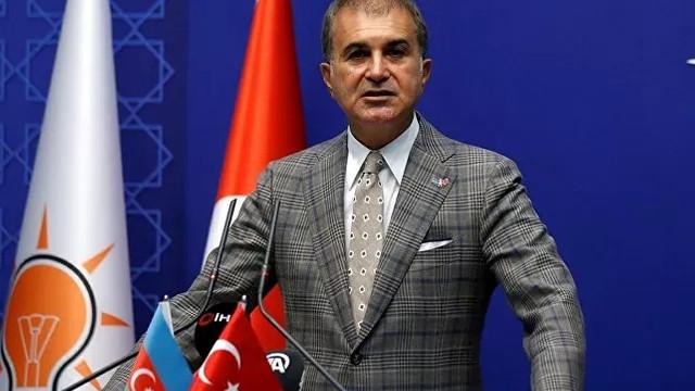 Çelik: ''Ermenistan panik içerisinde''