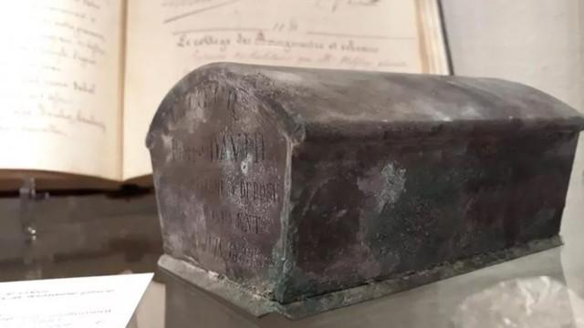 181 yıl önce ölmüştü kalbi kavanozda bulundu