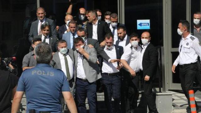 İYİ Parti'de liste krizi sürüyor! Genel Merkez binası karıştı
