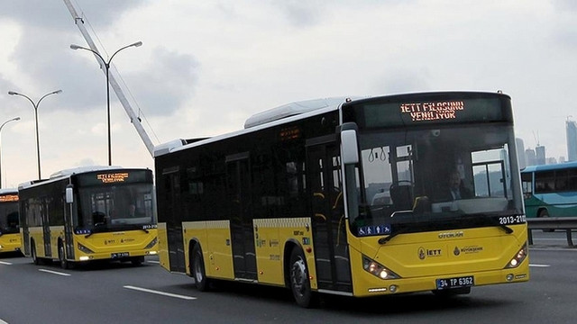 İBB: ''Kimsenin yolcularımıza saldırmasına göz yumamayız''