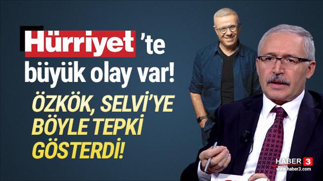 Ertuğrul Özkök'ten Abdulkadir Selvi'ye tepki