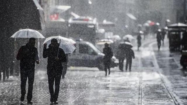 Yağışlı hava ne zamana kadar sürecek ? Meteoroloji'den kar uyarısı!