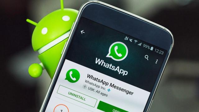 WhatsApp'taki özel sohbetler Google'a sızdı!