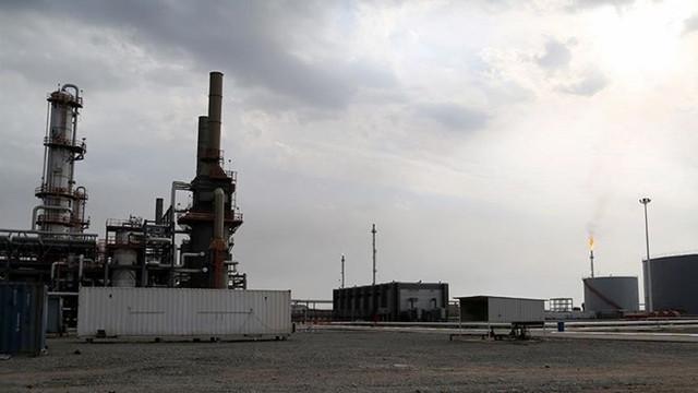 Irak'ın en büyük petrol rafinerisi yeniden üretime başladı