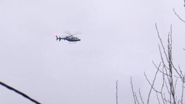 Valilikten ''Beykoz'da helikopter düştü'' iddiasıyla ilgili açıklama