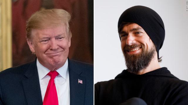 Twitter'ın kurucusundan Trump'ı kızdıracak sözler
