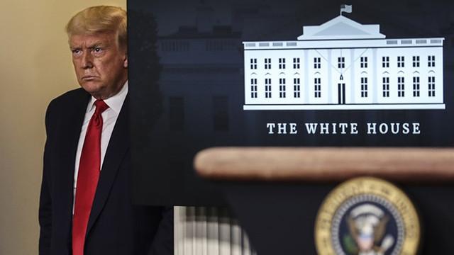 Trump'tan azil kararı sonrası ilk açıklama
