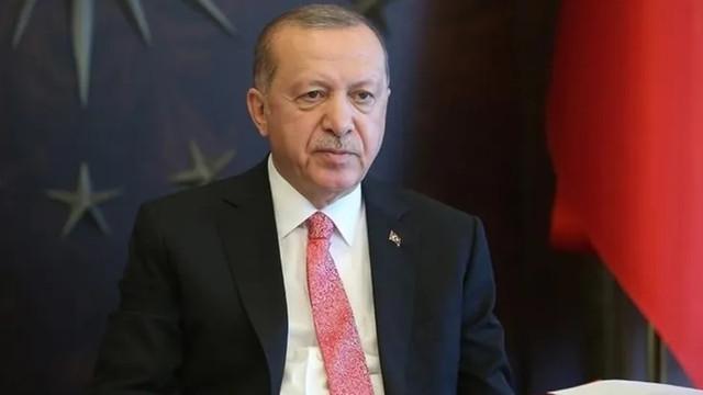 Erdoğan mesaisini Telegram'dan paylaştı