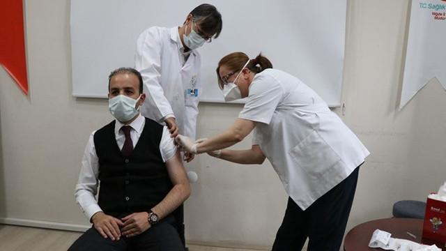 Şu ana kadar kaç kişi koronavirüs aşısı oldu? Sağlık Bakanı Koca açıkladı