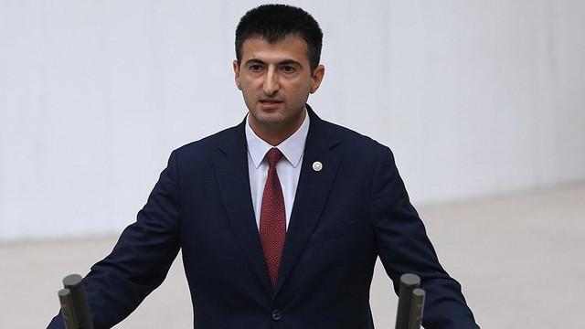 CHP'li vekil ''Söyleyeceklerim bu kadar'' diyerek paylaştı