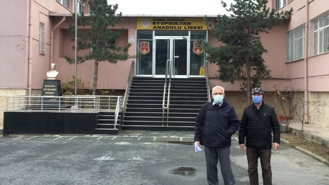 HKP Erdoğan'ın diploması için o liseye başvurdu!