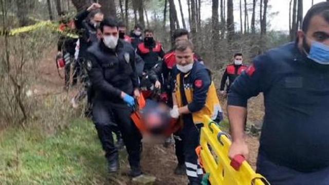 Ormanda yaralı bulunan polisin öldürüldüğü ortaya çıktı