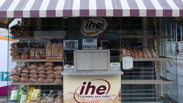 İBB Meclisi'nden 142 yeni Halk Ekmek büfesine onay