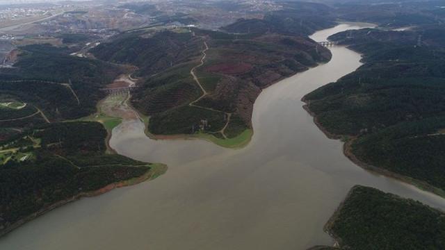Yağışlar İstanbul'un barajlarına yaradı