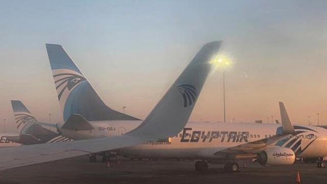 Üç buçuk yıl sonra Mısır ile Katar arasında ilk uçuş gerçekleşti