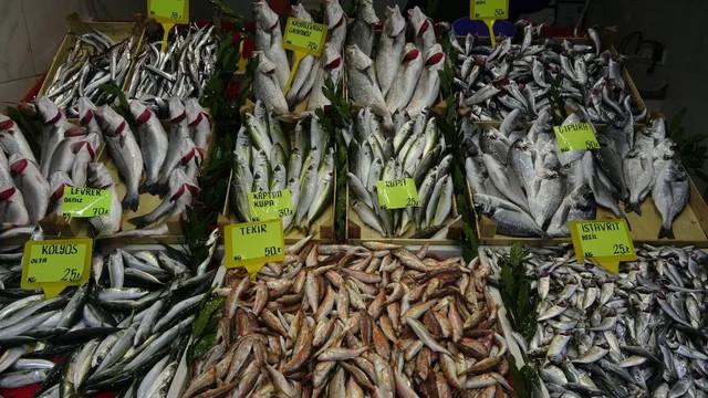 Balık fiyatları fırladı! Kilosu tam 170 lira