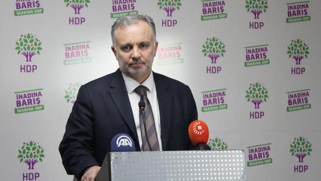 HDP'li Bilgen'in bu sözleri ''yeni parti mi geliyor'' dedirtte