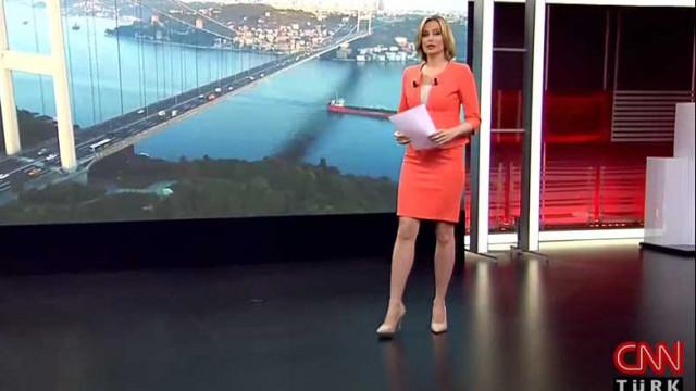CNN Türk ''zam'' diyemedi!