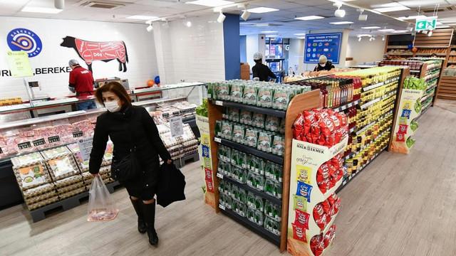 Ankara'da Başkent Marketlerin sayısı her geçen gün artıyor