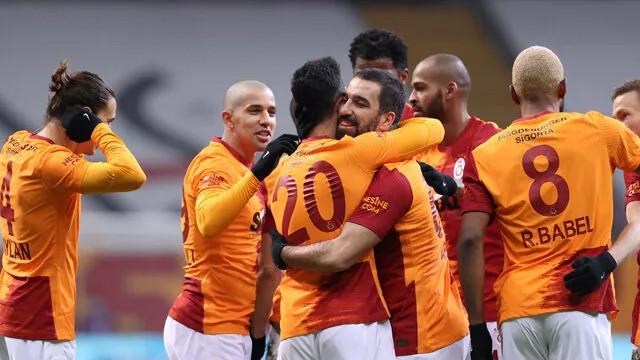 Muslera döndü, Galatasaray farklı kazandı!