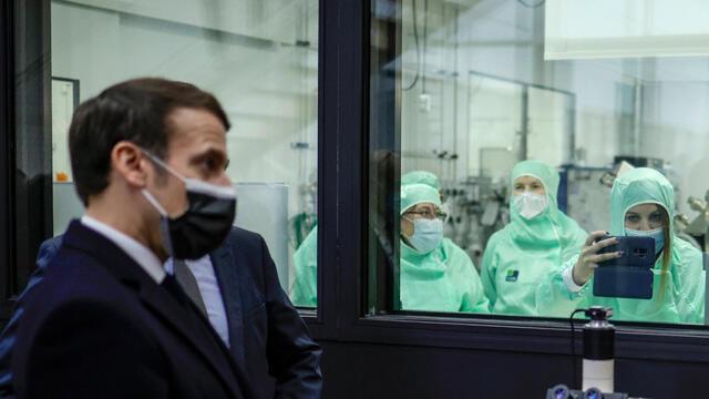 Fransa'da OHAL süresi uzatılıyor