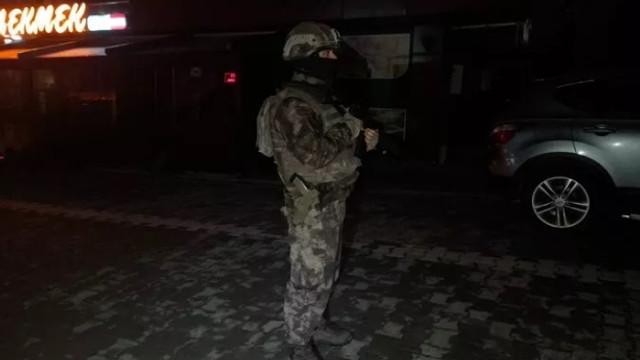 İstanbul'da DEAŞ operasyonu! Gözaltılar var