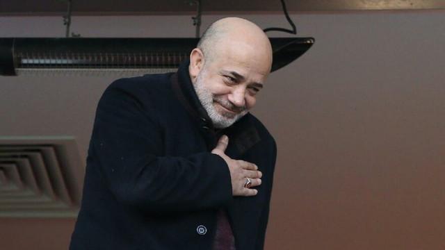 Murat Sancak'tan şaşırtan istifa!