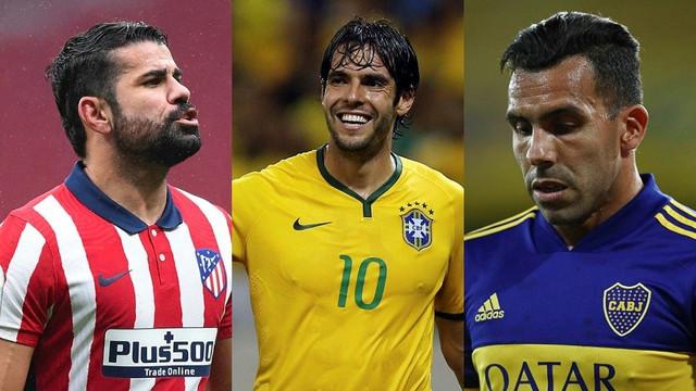 Süper Lig'e transferleri bir türlü gerçekleşemeyen dünya yıldızları!