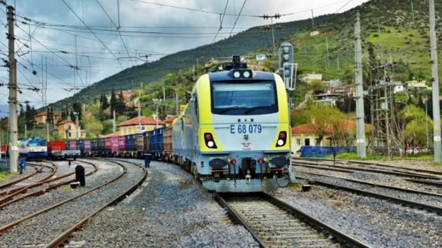Rusya'ya gidecek olan ilk ihracat treni yola çıkıyor