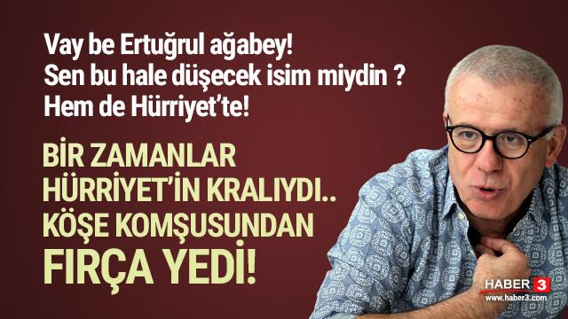 Abdulkadir Selvi'den Ertuğrul Özkök'e fırça!