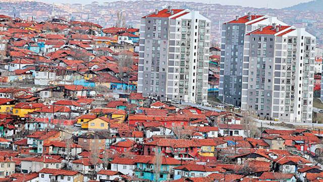 Kentsel dönüşümde kredi limitleri artırıldı