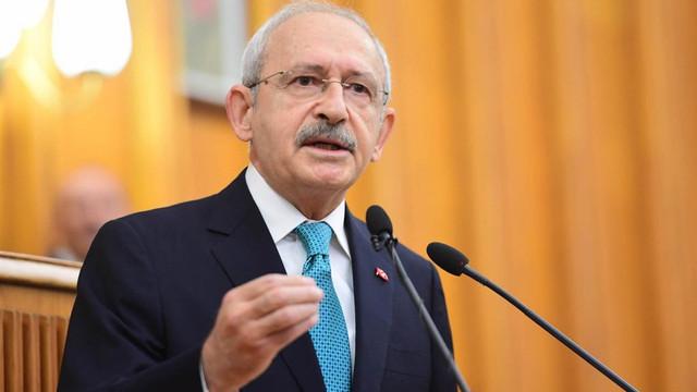 Kılıçdaroğlu: ''Saray düzeni ve halkın gerçekleri arasında uçurum var''
