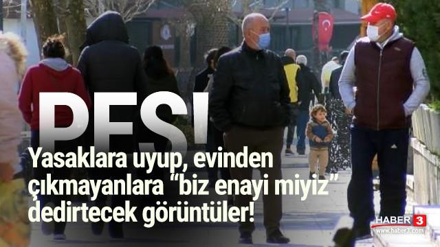 İstanbul'da yine ne maske vardı ne de cezai işlem korkusu!