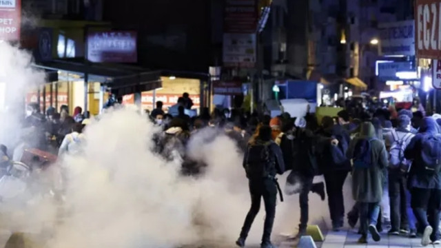 Boğaziçi protestolarında 2 tutuklama!