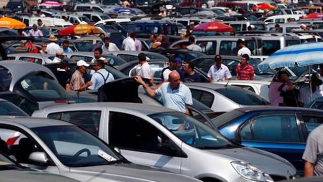 İkinci el otomobil satışları durma noktasına geldi