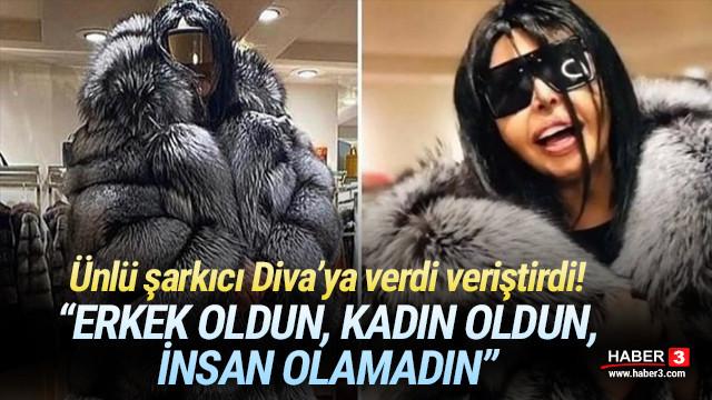 Bülent Ersoy'a olay sözler: ''Erkek oldun, kadın oldun, insan olamadın''