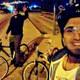 Bisikletli gencin feci ölümü